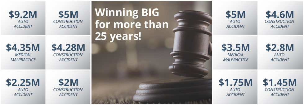 Winning Big For More Than 25 Years